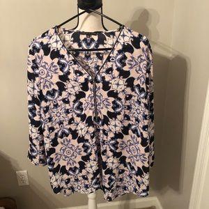Preston and York blouse XL